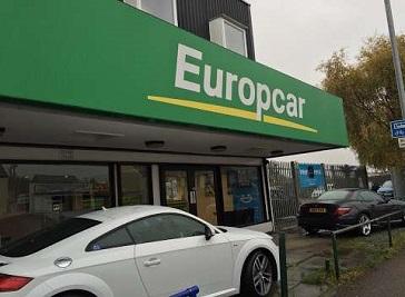 Europcar Cambridge Cambridge
