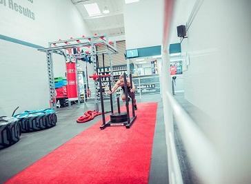 RP Fitness - Cambridge Gym