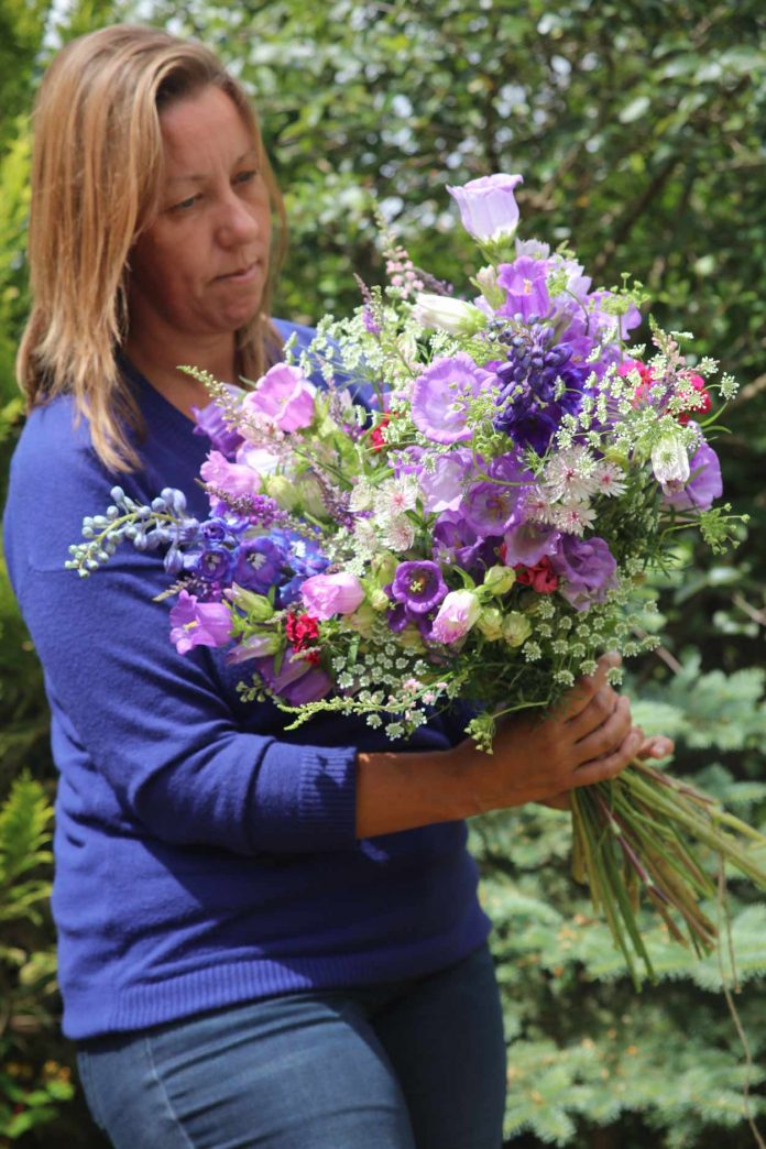 Debbie-and-bouquet-resized-2