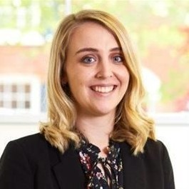 Solicitor Chloe Harbutt city Lae firm inside cambs